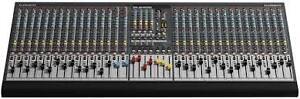 Console de son Allen&Heath GL2400 32 entrées avec coffre