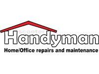 Marcos Motta - Handyman Services.