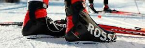 XC ski gear available in all sizes - skate or classic