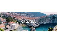 Return Flight to Croatia