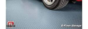 G-Floor PVC Sheet Flooring-Garage