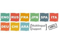 7 FRENCH SPEAKERS WANTED | WORK RENTING ROOMS | £400-600 pw | Paid training | Start next week