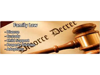 DO YOU NEED HELP WITH DIVORCE APPLICATION/CHILDREN CONTACT/FINANCIAL MATTER. LOW AND AFFORDABLE COST