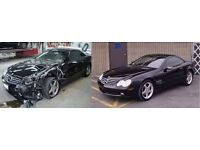 Automotive Professional Panel Beater