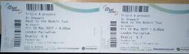 2 Al Stewart tickets for sale (London concert)