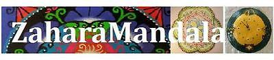 Zahara Mandala Art
