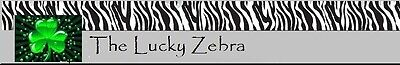 The Lucky Zebra