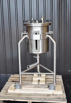 10 Gallon Stainless Steel Tank Sanitary