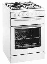 Westinghouse 600mm free standing white oven/ grill/ stove Gas Thomastown Whittlesea Area Preview