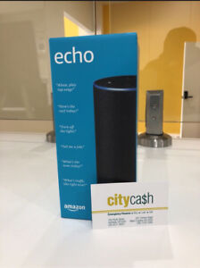 Amazon Echo 2nd Generation Smart Speaker West Croydon Charles Sturt Area Preview