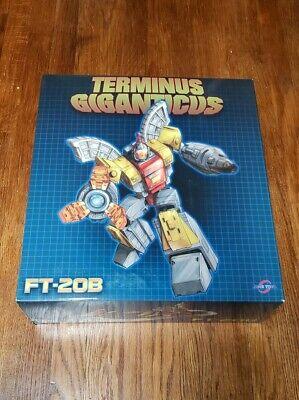 Fanstoys FT-20B Terminus Giganticus Masterpiece Omega Supreme Pack B