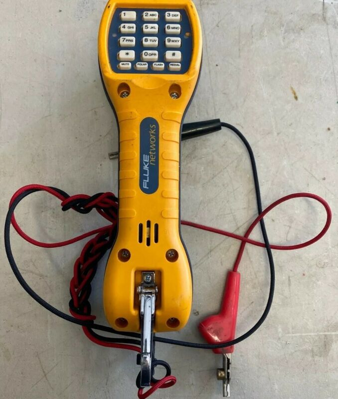 Used Fluke Networks TS30 Lineman