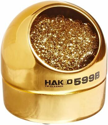Hakko 599b-02 Wire-type Soldering Iron Tip Cleaner Tip Cleaning Wire And Holder