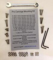 Srm Tech Pro Cartridge Mounting Kit - srm - ebay.co.uk