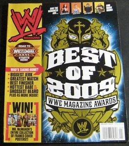 WWE-Magazine-January-2010-Best-of-2009