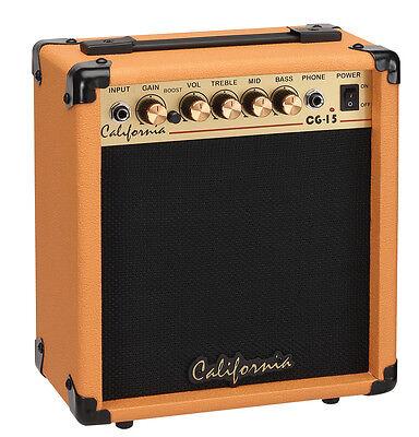 Orange California CG-15 15 Watts Guitar Amplifier, CG-15OR