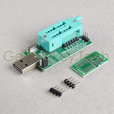 Usb мини программатор ch341a 24 25 flash 24 eeprom покупайте в интернет-магазине магазин бесплатная доставка