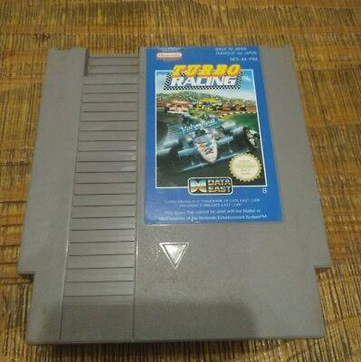 Turbo Racing - Nintendo NES - PAL FRA jeu vidéo