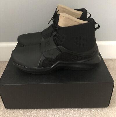 NWT PUMA X Fenty Women's Size 8.5 The Trainer Hi Sneaker Shoe Black