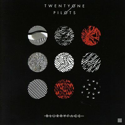 242 Sold  Twenty One Pilots   Blurryface   Cd   21 Pilots   New Free Ship