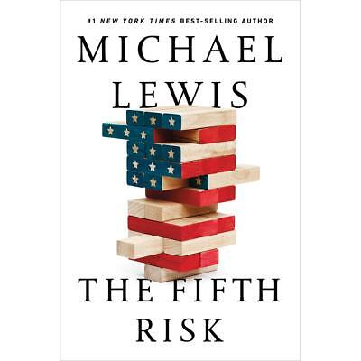 The Fifth Risk by Michael Lewis [E BOOK] [PDF/MOBI/EPUB]