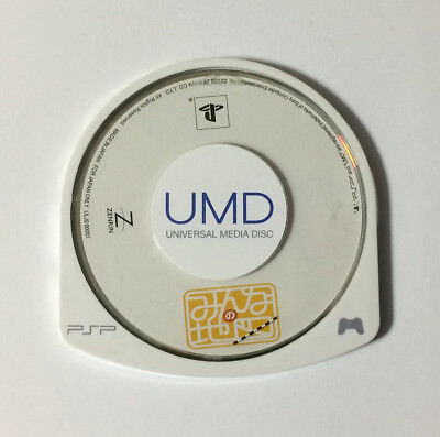 USED PSP Disc Only Minna no Chizu JAPAN PlayStation Portable Everyone