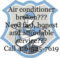 Furnace & Air Conditioner Service