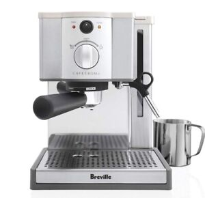 BREVILLE CAFE ROMA STAINLESS EXPRESSO MAKER