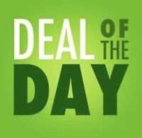Deal Of The Day | $100 | 289-206-2276