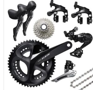 Shimano R7000 11 speed groupset