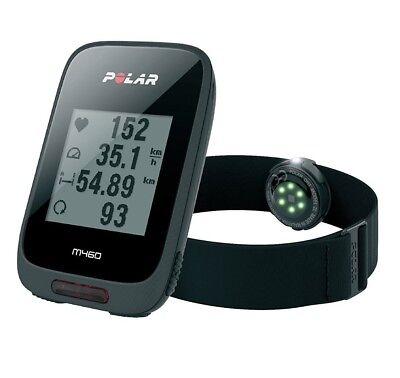 Polar M460 Cycling Fitness Bike GPS Computer w/OH1 Heart Rate Monitor ✔NEW✔