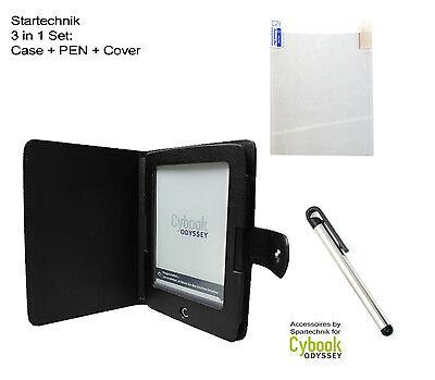 Bundle für Cybook Odyssey HD: Tasche & Stift & Folie f Odyssey HD Case Pen Cover online kaufen