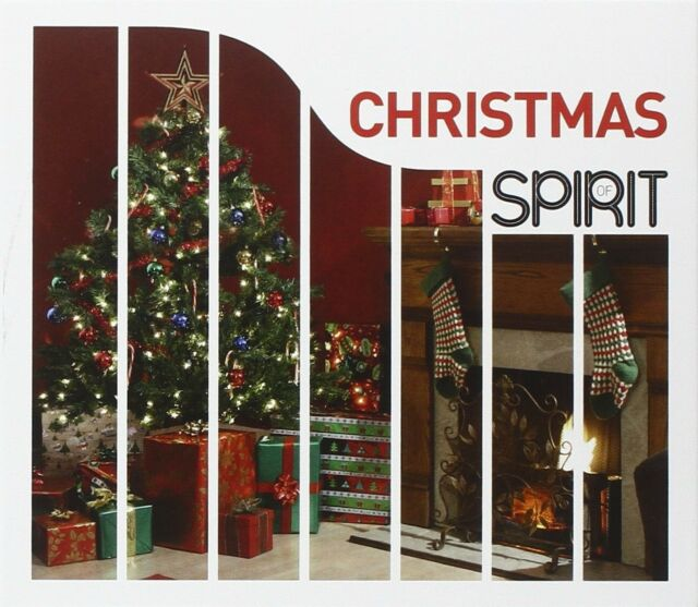 SPIRIT OF CHRISTMAS 4 CD NEU
