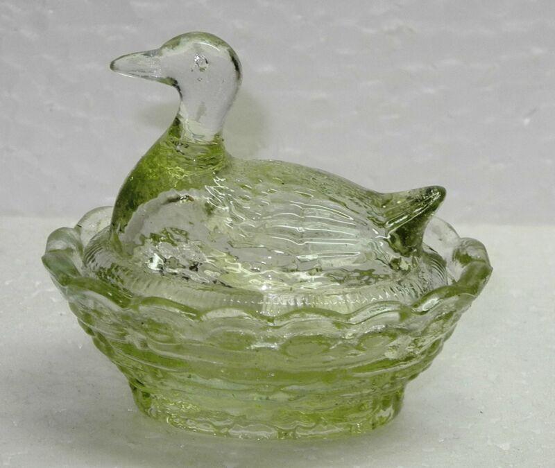 Boyd Glass Duck Salt Honeymoon