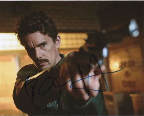 Ethan Hawke Autographed Signed 8x10 Photo COA #J4