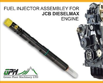Jcb Fuel Injector Assembley For Jcb Dieselmax 444 Tier 3 Engine - 32006623