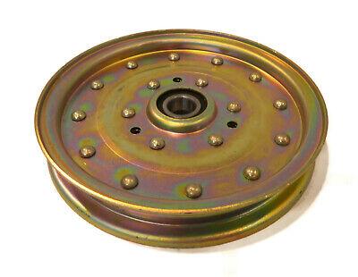 Flat Idler Pulley for Toro & Exmark 1-633109, 116-4667, 126-
