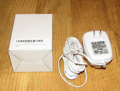 24V C-Wire Power Adapter, RHD240030 Smart Wifi Thermostat (25ft)
