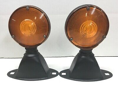 Ford New Holland Tractor Amber Signal Stat 3800 Ford Tractor Truck Rat Rod
