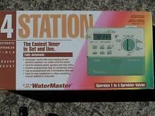 Watermaster 4 station automatic indoor sprinkler timer Kurrajong Heights Hawkesbury Area Preview