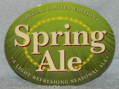 Spring Ale Pump Clip Front