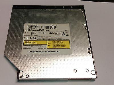 Lecteur/graveur dvd cp595553-01 su-208  pour pc portable fujitsu t902 .