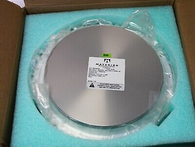 Materion Titanium Sputtering Target 12.73 X 1.9 Purity 99 New 3646