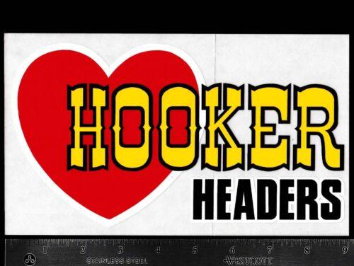 HOOKER HEADERS - Original Vintage 1970