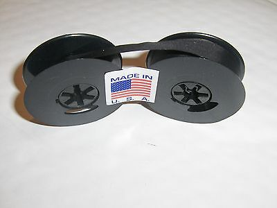 2 Pk Royal Manual Portable Typewriter Ribbons Black Spool To Spool Free Shipping