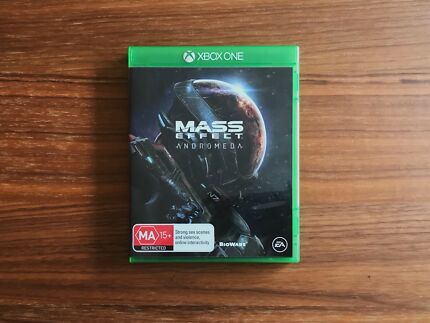 Mass Effect Andromeda Xbo One Malvern East Stonnington Area Preview