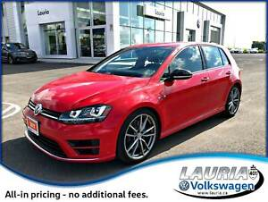 2017 Volkswagen Golf R 2.0 TSI Auto - Navigation - Finance as lo