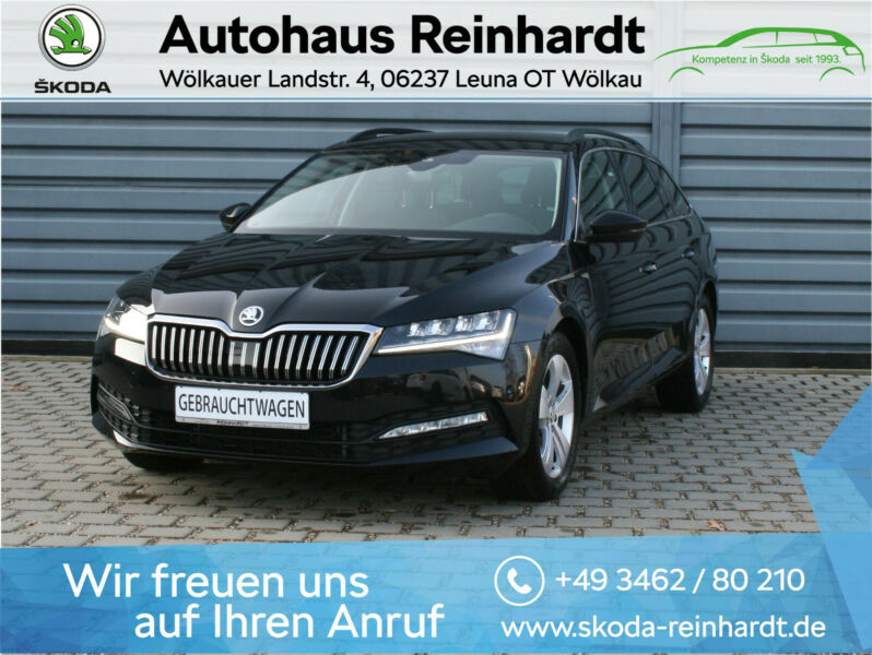 Skoda Superb Combi Ambition 1.5 TSI NAVI/ACC/LED