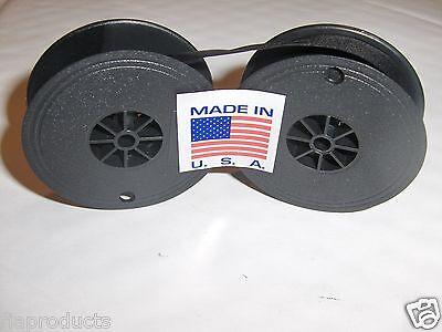 Smith Corona Coronet Automatic 12 Coronet Electric 10 Ribbon Black Twin Spool
