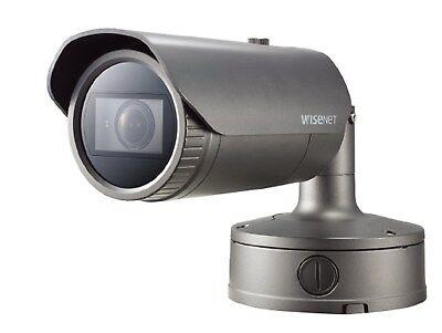 Hanwha Techwin(WIseNet) XNO-8080R 5MP H.265  Network IR Bullet Camera